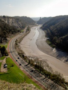 Avon Gorge, from Sea Wall